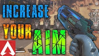 Apex Legends improve your aim   how to aim better in apex legends   SHOOT LIKE A PRO