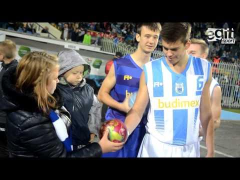 Kulisy meczu Stomil Olsztyn - GKS Tychy 4:0