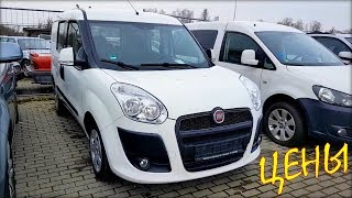 Car price from Lithuania, compact van and heels, December 2019.