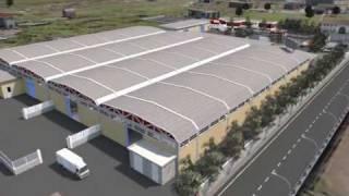 preview picture of video 'Somma Vesuviana - Complesso industriale ARPA realizzato dalla Edil Vesuvio Costruzioni'