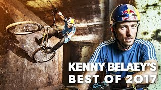 Kenny Belaey's Best of Bike 2017 | Straight from the Athletes