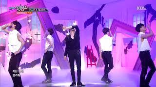 뮤직뱅크 Music Bank - Touch & Sketch - 레오(Leo).20180803