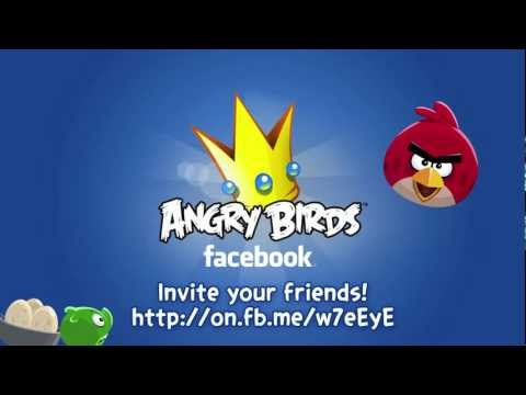 Angry Birds Launches Valentine's Day Assault On Facebook