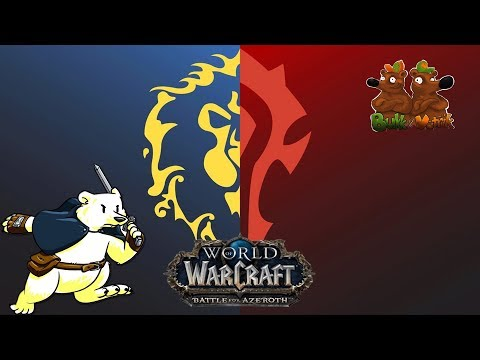 World of Warcraft: Battle for Azeroth - WOWKO S PŘÍTELKYNÍ (a křenem) - Bukk