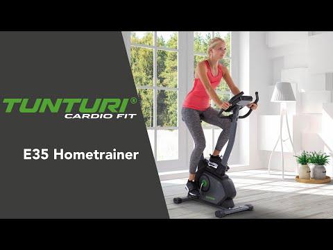 Tunturi Hometrainer Cardio Fit E35 Ergometer