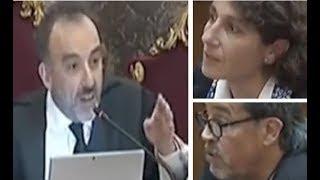 Escalofriante Somanta Del Juez Marchena A Los Testigos Golpistas