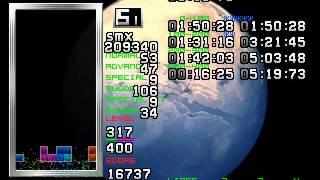 Texmaster - Normal 553/S2 @ 9:20.48