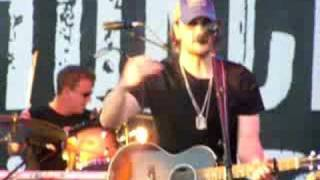 Two Pink Lines ~ Eric Church Live 7-24-08