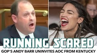 GOP Runs From AOC After Inviting Her To Kentucky