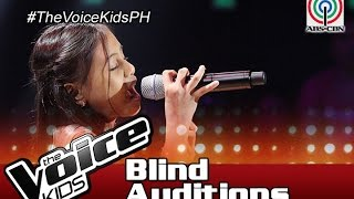 "The Voice Kids Philippines 2016 Blind Auditions: ""Hulog Ng Langit"" by Althea"