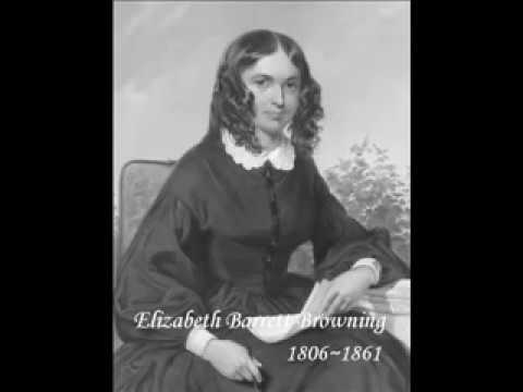 How Do I Love Thee by Elizabeth Barrett Browning