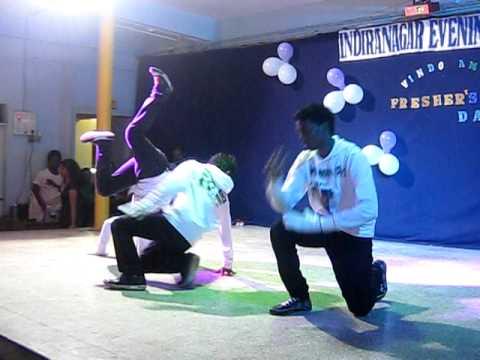 Indiranagar Evening college video cover3