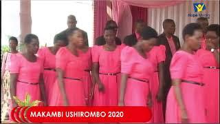 MAKAMBI USHIROMBO 2020-DAY 1 MCHANA UIMBAJI #Sauti ya Jangwani SDA Choir #Igulwa Central SDA Choir.