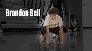 Brandon Bell Can STROKE IT