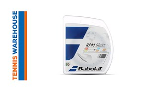 Babolat RPM Blast String - 200m video