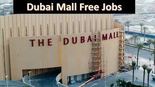 How To Get Dubai Mall Jobs  How To Apply Job In Dubai   Dubai Mall Careers.