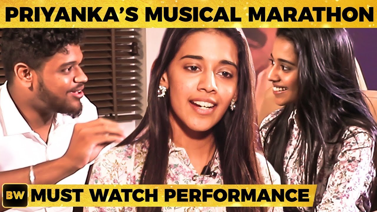 WOW! Super Singer Priyanka's Mesmerizing Musical Feast! - Mind-blowing Voice!! | SS
