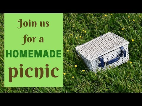 Our Homemade Picnic