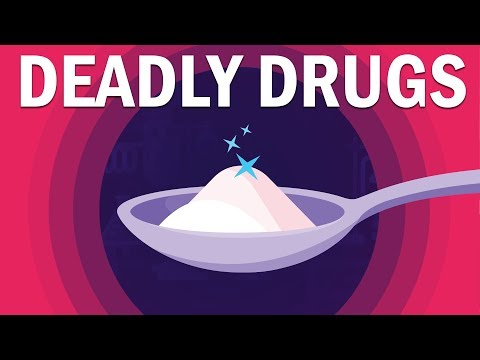 The World's Most Dangerous Drugs