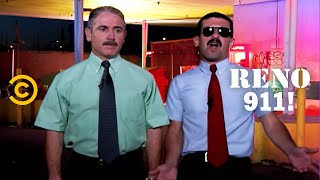 RENO 911! - Police TEK 2000 Consent Cards