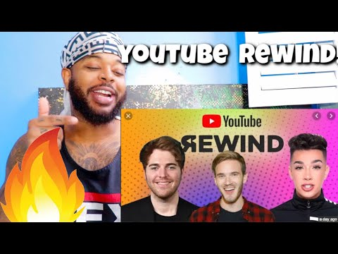YouTube Rewind 2019: For The Record | Reaction