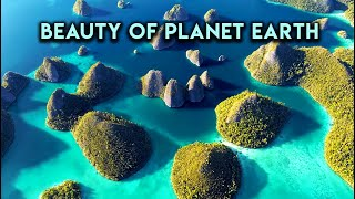Beauty of Planet Earth ● Amazing Nature Scenes ● M83