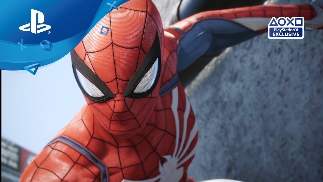 Spider-Man: Neue Gameplay-Details & Demo-Video von der E3