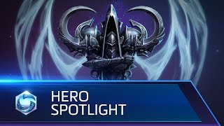 Malthael Spotlight – Heroes of the Storm