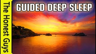 "GUIDED SLEEP MEDITATION STORY: ""A Quiet Harbour"" Deep Relaxation, Study, Sleep, Spa, Zen."