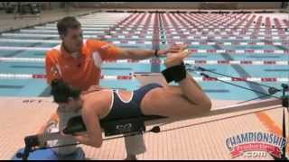 How to Swim Breaststroke with a better Kick