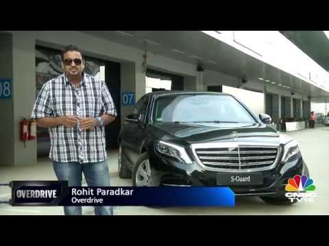 Mercedes S600 Guard review by OVERDRIVE