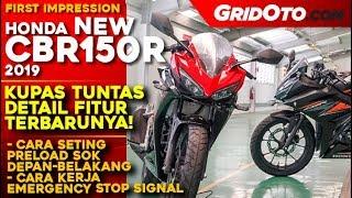 Kesan Pertama Mengendarai Honda New CBR150R 2019, Penyegaran dengan Beberapa Fitur Baru