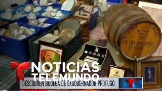 El tesoro oculto del exgobernador de Veracruz | Noticiero | Noticias Telemundo