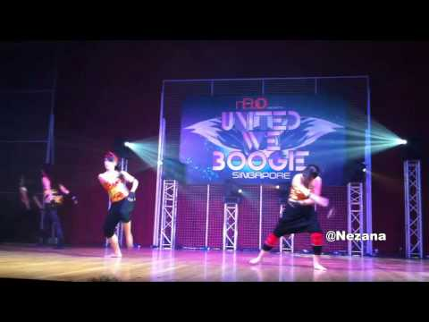 GIGI Art of Dance - United We Boogie 2010 Singapore