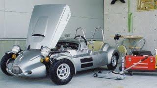 ミツオカK3キットカー50ccカタログ光岡自動車パンフレット