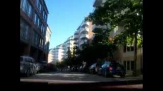 Путешествие Маши и Паши из Минска в Стокгольм