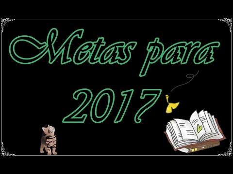 Metas para 2017 | Um Livro e Só