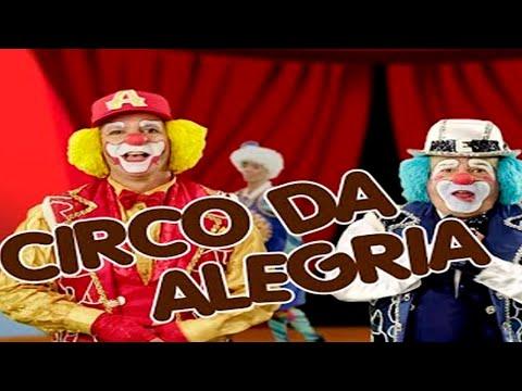 CIRCO DA ALEGRIA - faixa do DVD ATCHIM & ESPIRRO e A Turma da Casa de Chocolate