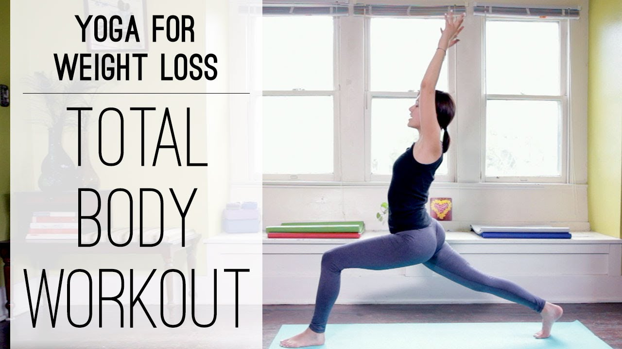 Weight Loss Yoga   Total Body Workout