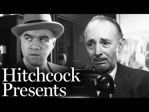 "Lorne Green Blackmails For Murder In ""Help Wanted"" 
