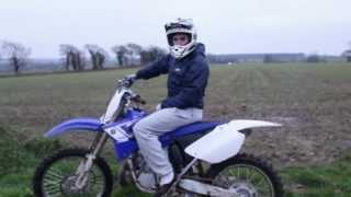 2 Stroke 250 Yz 2013