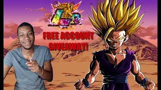 FREE DOKKAN ACCOUNT WITH LR GOHAN?!!   Dokkan Account Giveaway