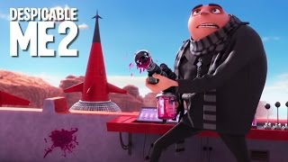 DESPICABLE ME 2 - Rescuing Lucy
