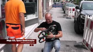 XXL Quadrocopter Drohne