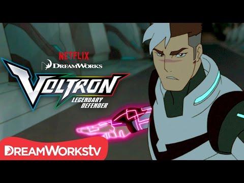 Voltron: Legendary Defender Season 1 (Clip 'Shiro vs. Sendak')