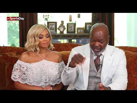 Pat & Emmitt Smith talk about balancing celebrity, charities and family.