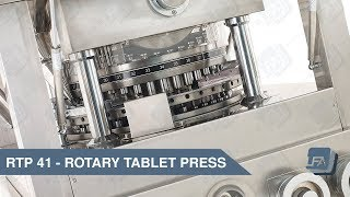 RTP 41 Rotary Tablet Press