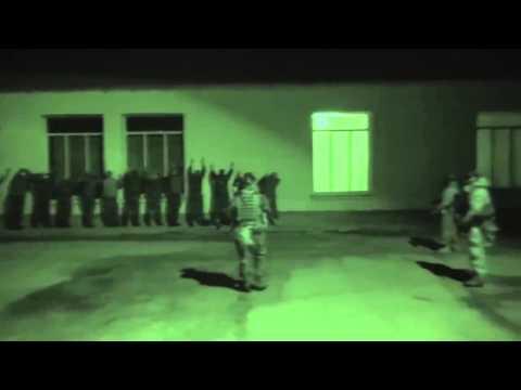 Видео отчёт о командировке в Крым! Подразделение 0900