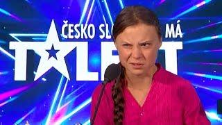 Greta Thunberg – ČESKO SLOVENSKO MÁ TALENT 2019