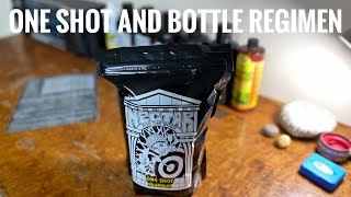 Using One Shot as part of your Nectar for the Gods regimen | OCGFAM585